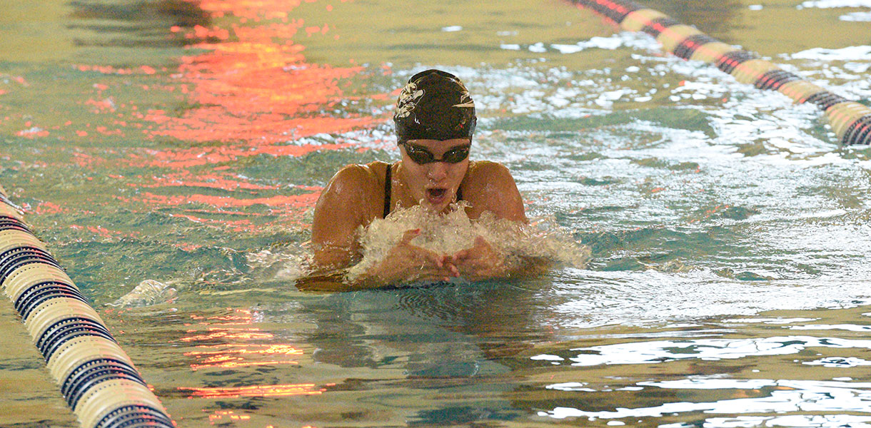 Photo for Women�s Swimming topped by Cumberlands 144-60