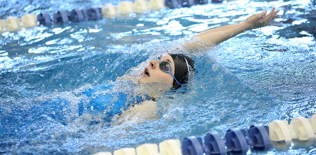 Photo for Women's Swimming holds at No. 7 in latest NAIA Coaches' Poll