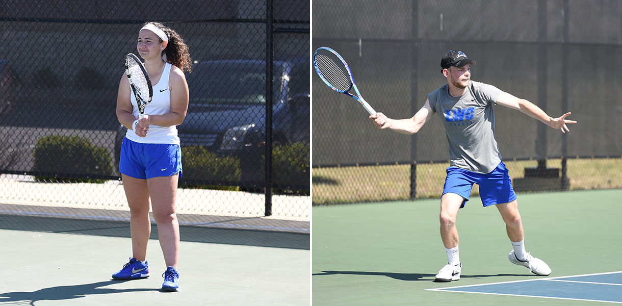 Photo for Tennis NAIA National Qualifiers announced; men and women headed to Mobile