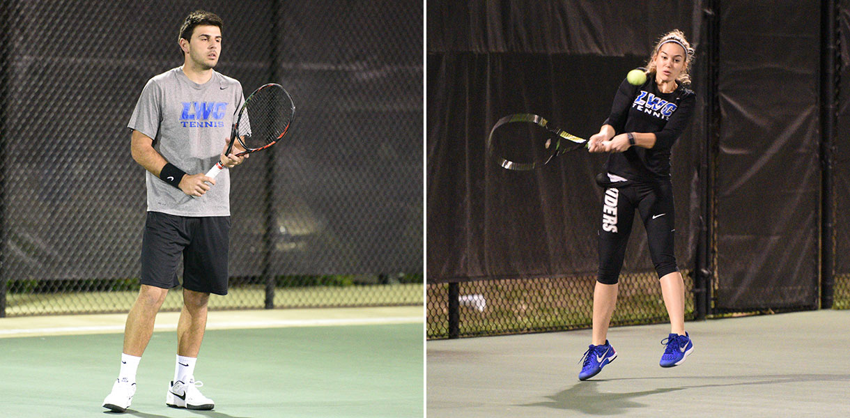 Photo for Men and Women's Tennis participates at ITA Regionals beginning Thursday