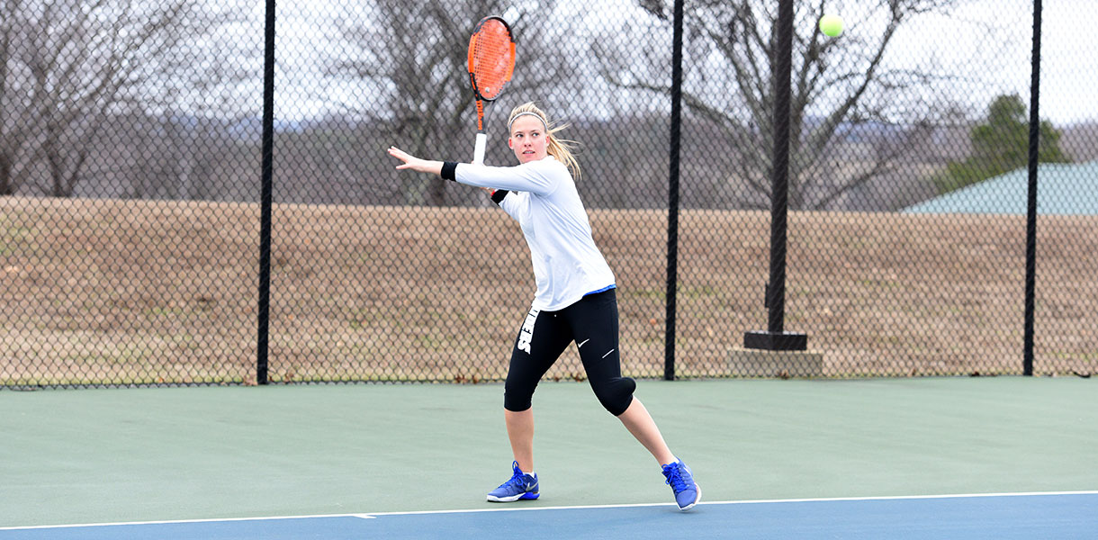 Photo for Four Blue Raiders mentioned in ITA NAIA Women's Tennis Rankings