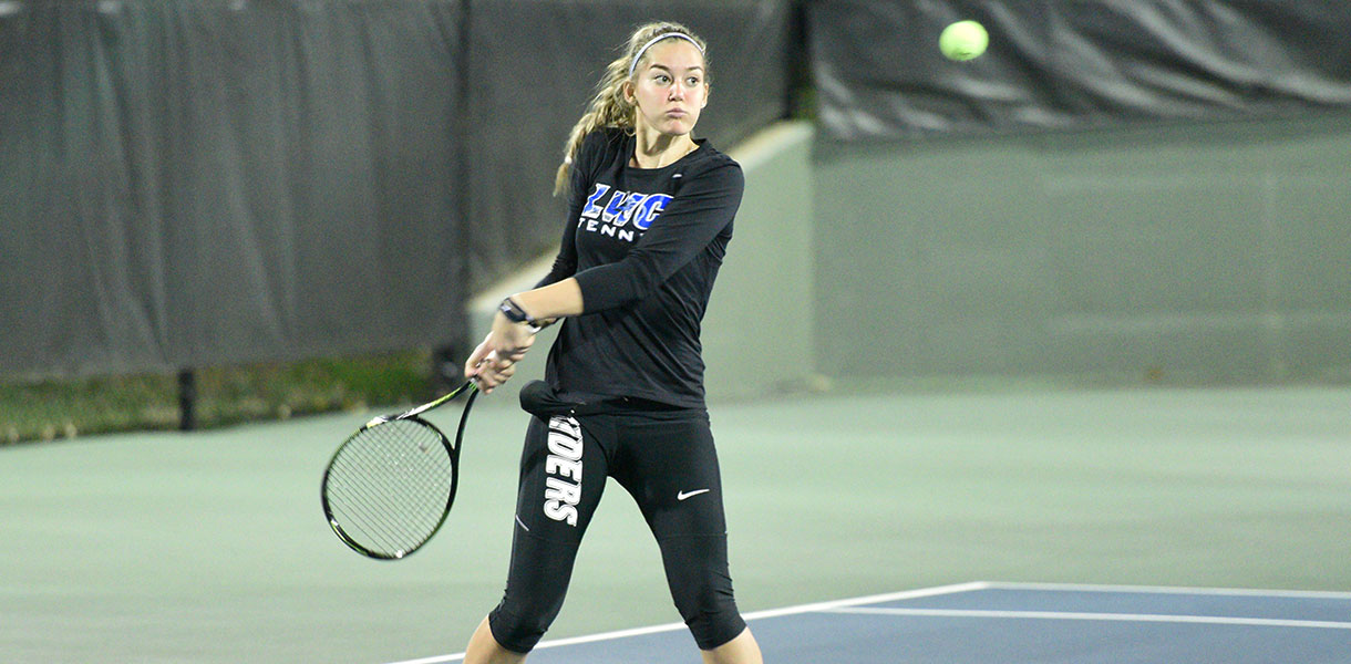 Photo for Women's Tennis downs Cumberlands 8-1 on Thursday