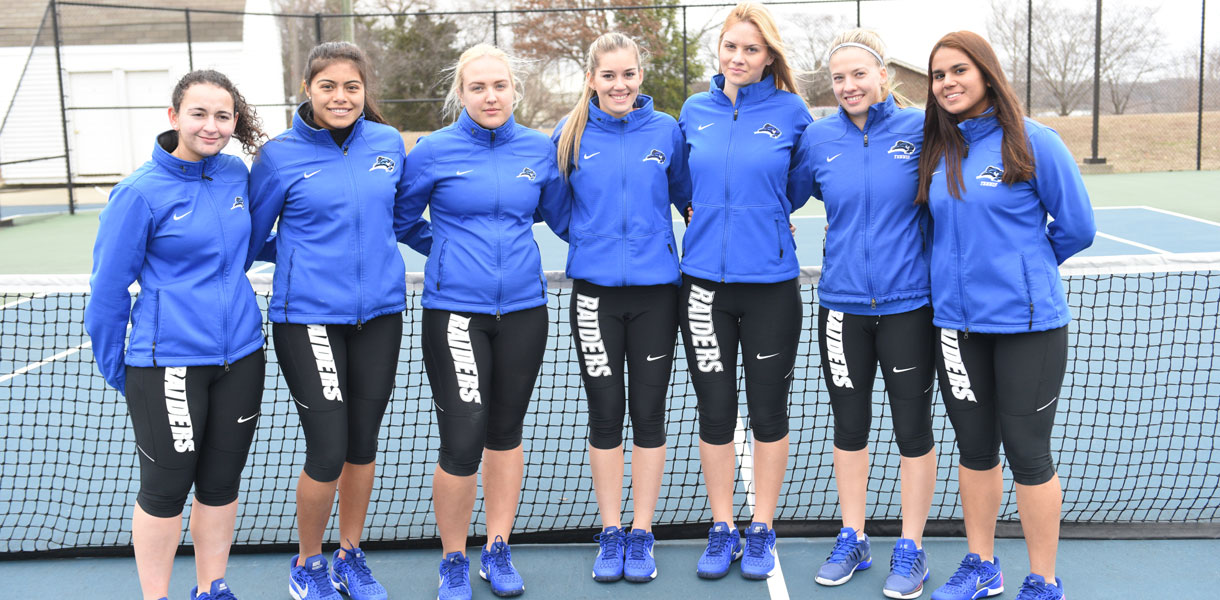 Photo for Women's Tennis blanked by Armstrong State