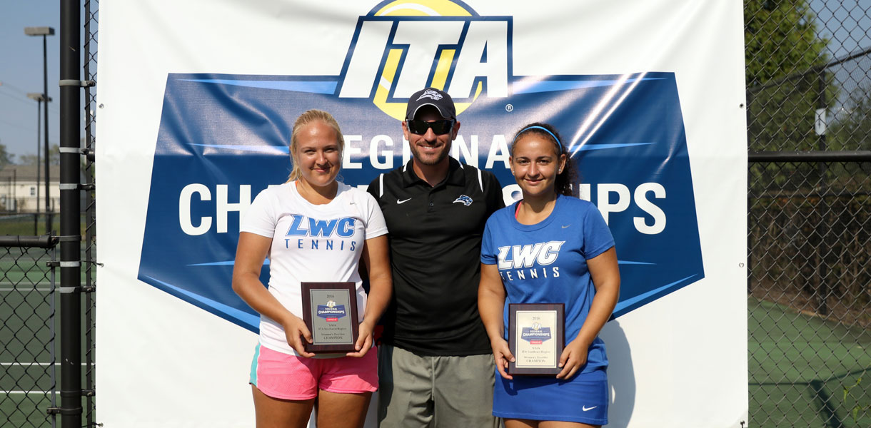 Photo for Shchipakina and Prados Cid capture ITA regional doubles title