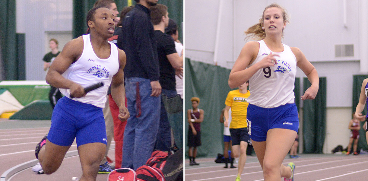 Photo for Track and Field take second at Cedarville Collegiate Indoor Invite