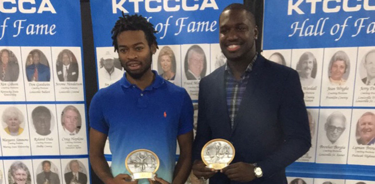 Photo for Gordon, Mimms and Graham collect KTCCCA honors