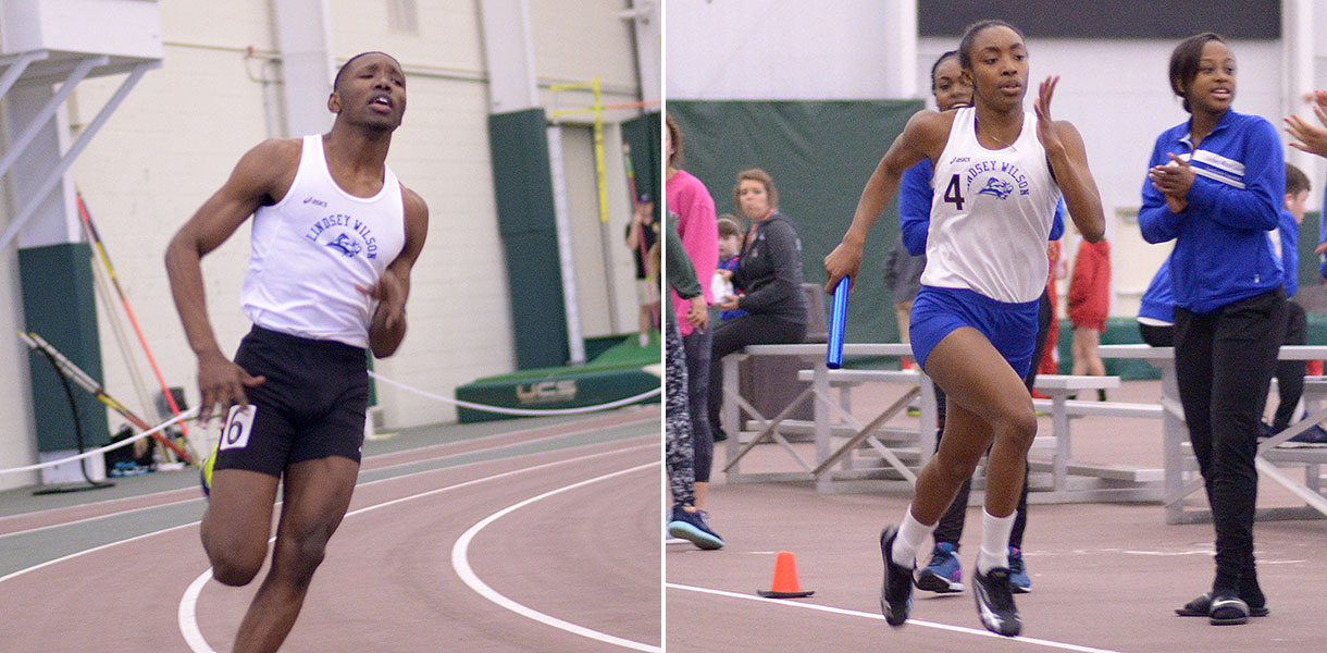 Photo for Indoor Track & Field competes on day two of NAIA Indoor Track & Field National Championships