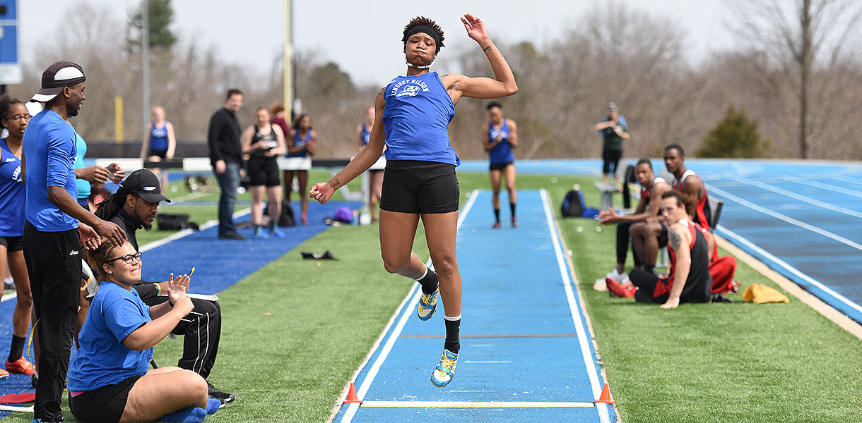 Photo for Women's Track & Field Competes at WKU Hilltopper Relays and Cumberlands Invite
