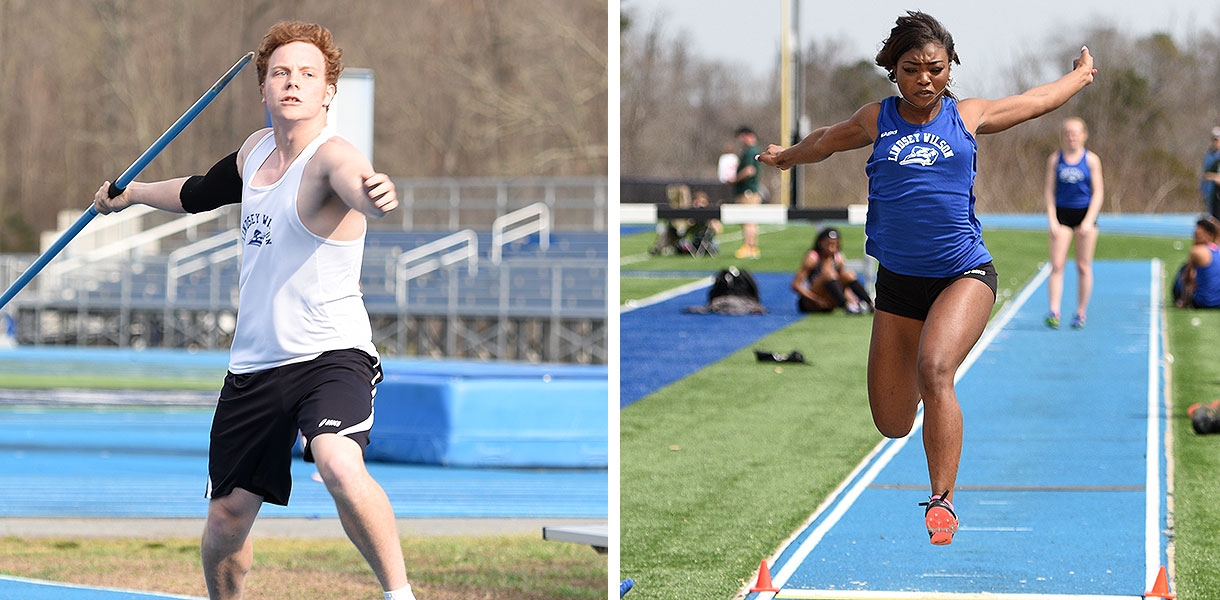 Photo for Track & Field competes on opening day of Austin Peay Governors Invitational