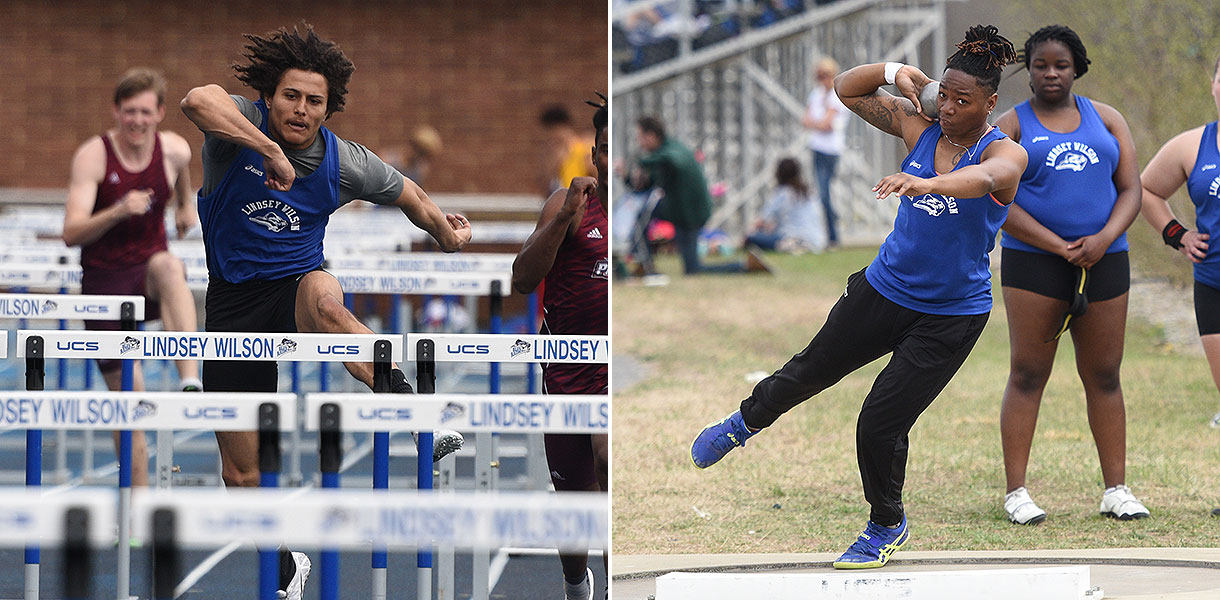 Photo for Blue Raiders collect five victories on Saturday at the Austin Peay Governors Invitational