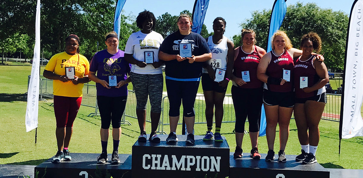 Photo for Women's Track & Field finishes in 39th place at NAIA Outdoor Championships