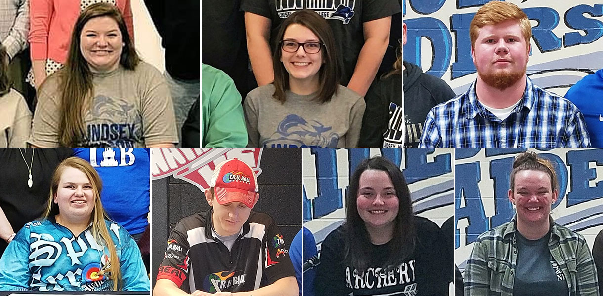 Lindsey Wilson Athletics - Archery signs seven new Student-Athletes
