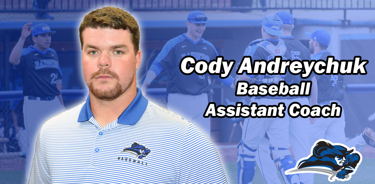 Photo for Baseball adds Cody Andreychuk to coaching staff