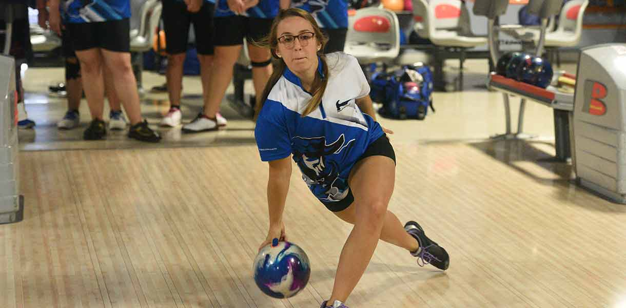Photo for Women's Bowling picked to finish fifth in Mid-South Conference Preseason Coaches' Poll