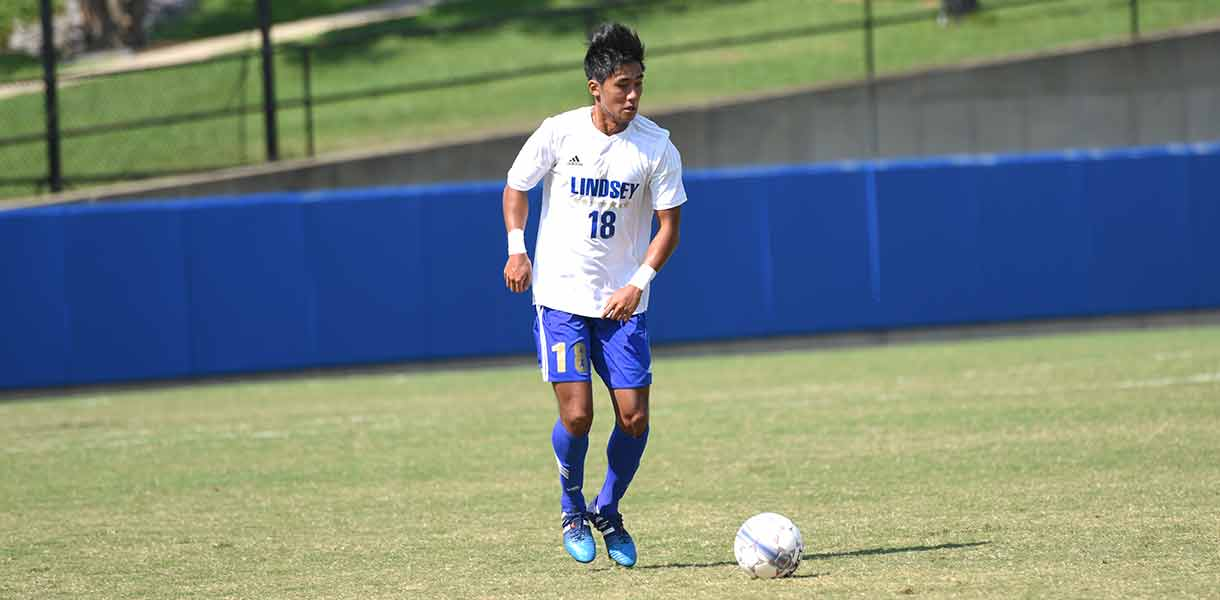 Photo for No. 14 Men's Soccer travels to Midway Tuesday