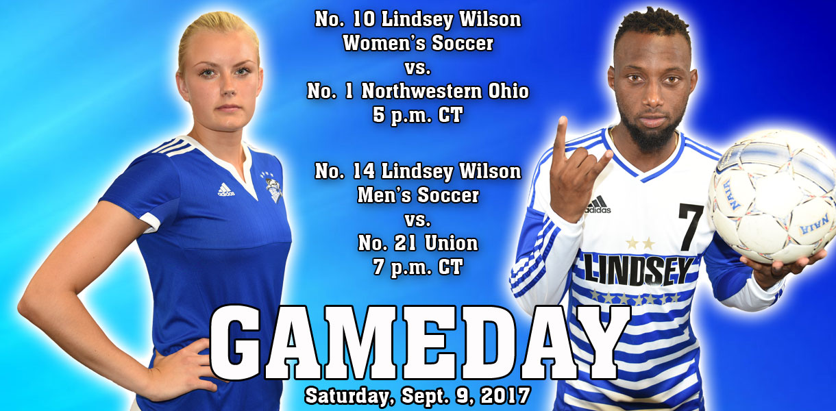 9269b1391d6e Men's and Women's Soccer hosts Union and Northwestern Ohio in Saturday  doubleheader