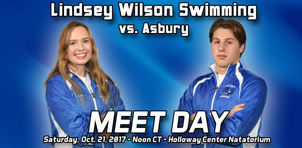 Photo for Men and Women's Swimming hosts Asbury on Saturday