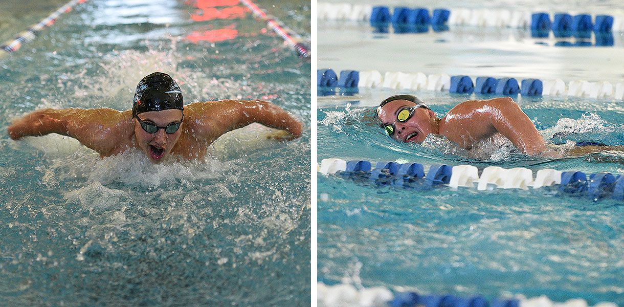 Photo for Swimming completes Day One of LWC Fall Frenzy
