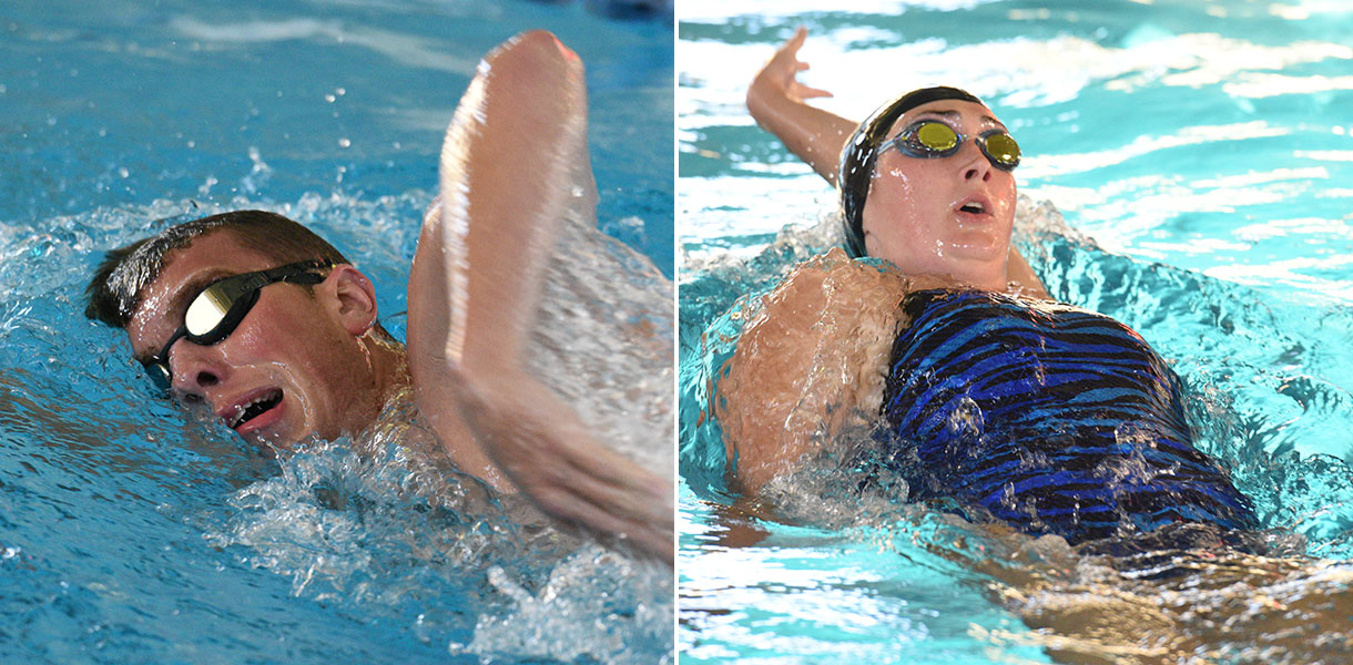Photo for Swimming travels to Cumberlands for dual meet on Saturday