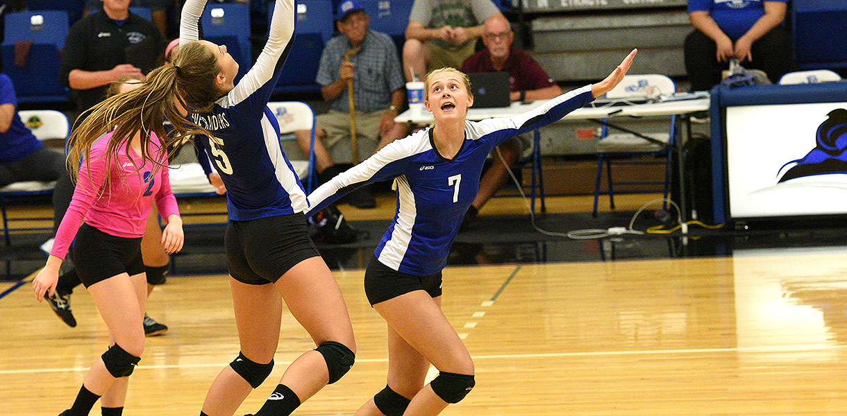 Photo for Volleyball ranked fifth in 2017 Tachikara-NAIA Coaches' Preseason Top-25 Poll